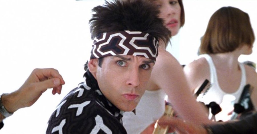 Why I'm like Zoolander (at least in this one weird way!) + Tools for Dealing with Sexual Trauma
